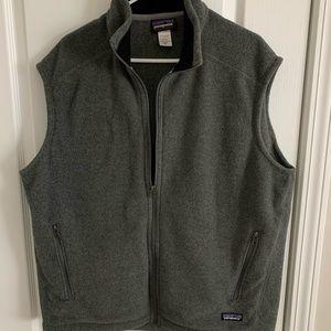 XL Patagonia fleece vest